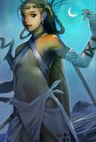 Siren Evo 2 art card