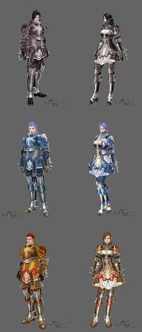 Oriental Soul Armor