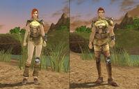 Birch Armor