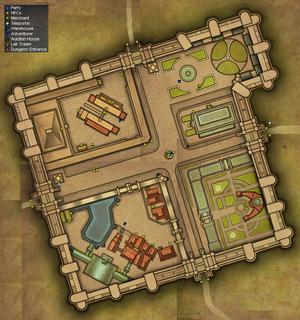 Sepia Map - Rondo