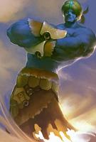 Genie Evo 2 art card