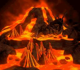 Crocodile Cauldron - World Map - Donkey Kong Country 2