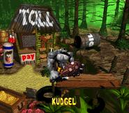 Kudgel Ending - Donkey Kong Country 2