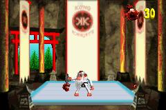 Cranky's Dojo - Gameplay