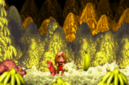 Very Gnawty Defeated (Donkey Kong Country, Game Boy Advance)