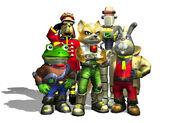 Star Fox Team