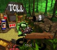 Klubba Ending Japanese - Super Donkey Kong 2