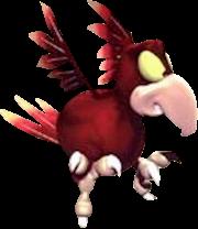 File:Screech (Donkey Kong Country 2).png
