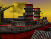 Rusty Bucket Bay