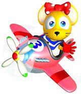 Pipsyplane