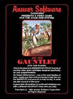 Gauntlet-2600