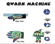 Qwark machine