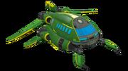 Starship Phoenix II render