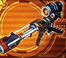 Fusil desintegrador