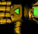 Guante minas de oro