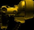 Rayo mórfico de oro