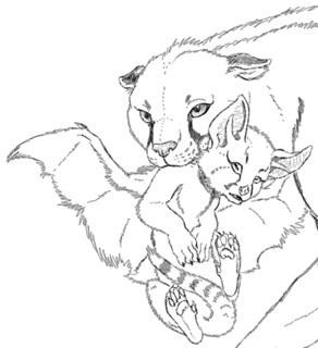 Rescue sketches by viergacht - Copia