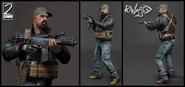 Soldier Render 2
