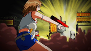Elie begins her rampage