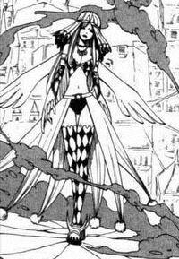 Jiero's full appearance