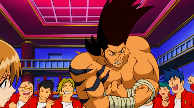 File:Go flashing his muscle.png