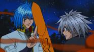 Haru vs Sieg