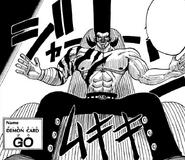 Thunder Man Go