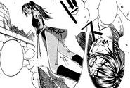Clea defeats Shiba