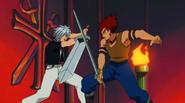 Haru vs Shuda