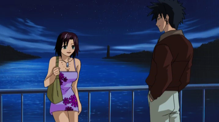 Image - Musica talking to Melodia.png | Rave Master Wiki