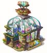 Iris greenhouse