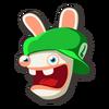 Icon Rabbid Luigi