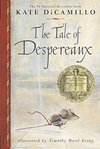 The Tale of Despereaux cover