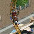 Jet Plane Coaster RCT2 Icon