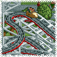 Wooden Wild Mouse RCT1 Icon