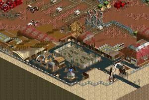 African Diamond Mine