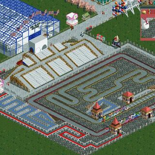 Go-Karts in RCT2