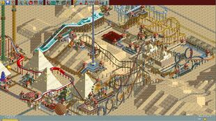 Pacific Pyramids RCT