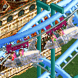 1950's Rocket Ride RCT2 Icon