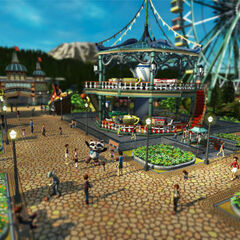 A Forest Park - RCTW before the improvements