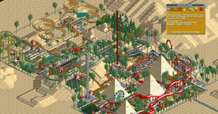 Pacific Pyramids RCT 2