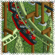 Suspended Swinging Cars RCT1 Icon