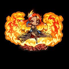 Efreet (Fire Genie)