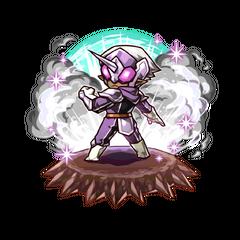 The Ash Paraberanger as a Karma Oni