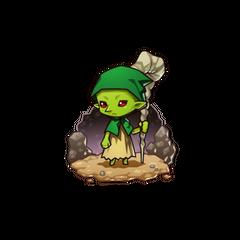 A Goblin Mage