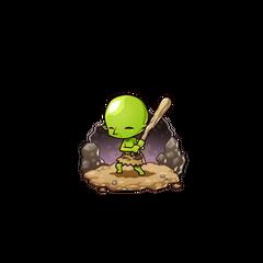 Gobuji in the mobile game
