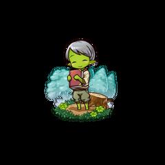 Hobuji in the mobile game