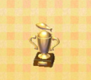 Gold Fish Trophy