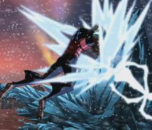 742px-Aqualad versus Killer Frost
