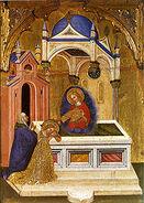 170px-Jacobello del Fiore Santa Lucía en el sepulcro de Santa Agüeda PC Fermo